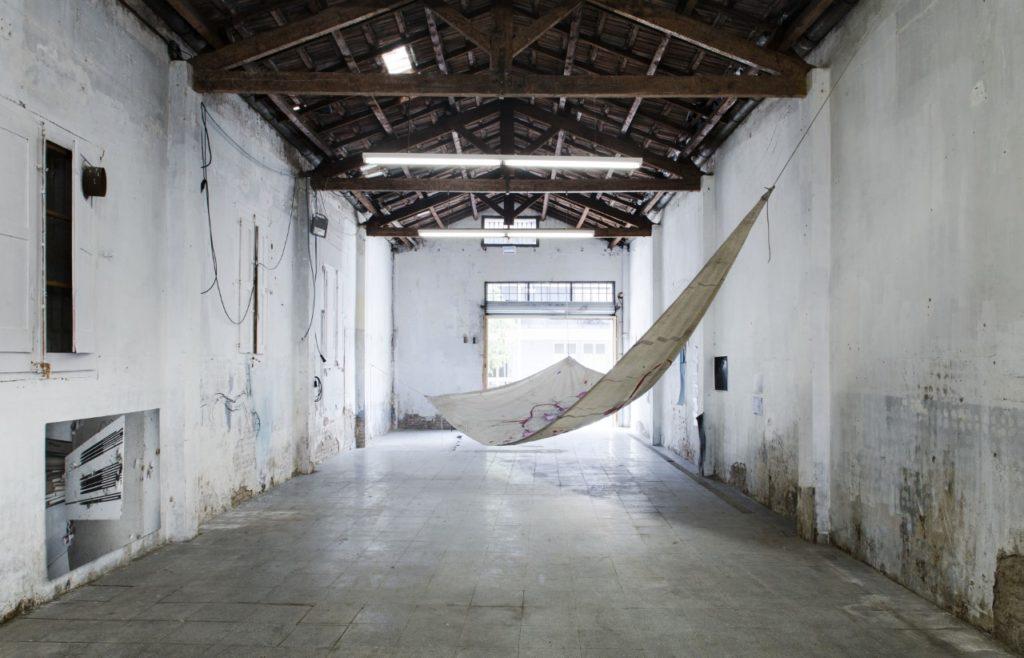 Exposició d'Ignacio Sáez, a l'Hospitalet de Llobregat. Foto: Conxita Oliver