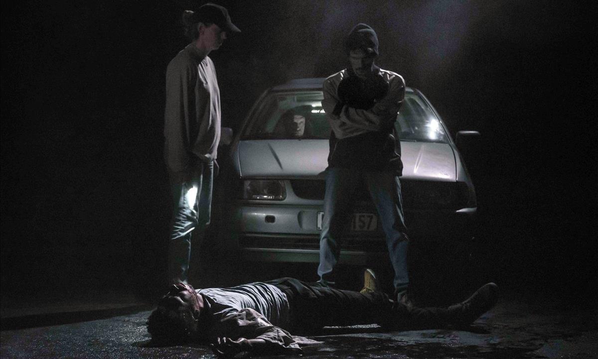 'L'assaig', de Milo Rau, comptava amb tres actors no professionals.