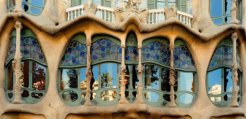 Casa Batalló Barcelona.