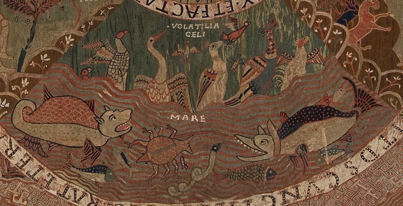 Tapís de la creació Catedral de Girona