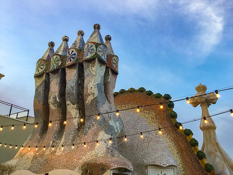 Casa Batlló Barcelona.