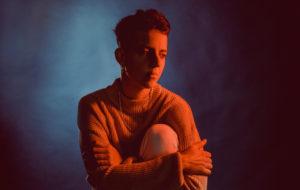 Clara Peya, en una foto promocional del disc 'AA Analogia de l'A-mort'. Foto: Sílvia Poch
