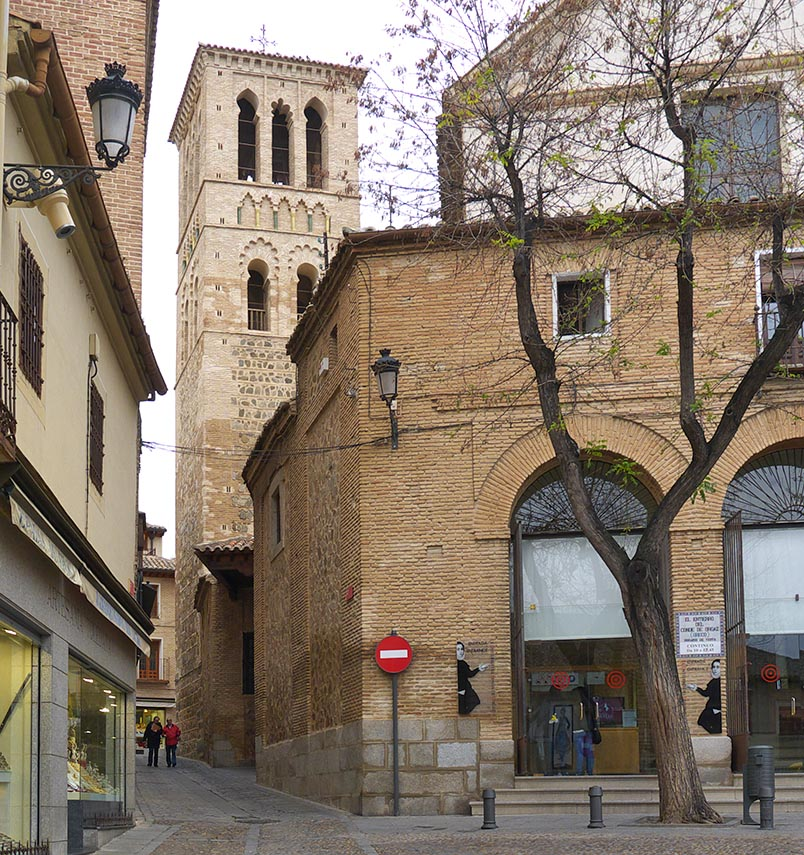 Església de Santo Tomé a Toledo