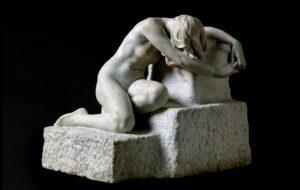«Desconsol» de Josep Llimona