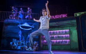 'La tienda de los horrores', musical clàssic de Broadway, en cartell al Coliseum