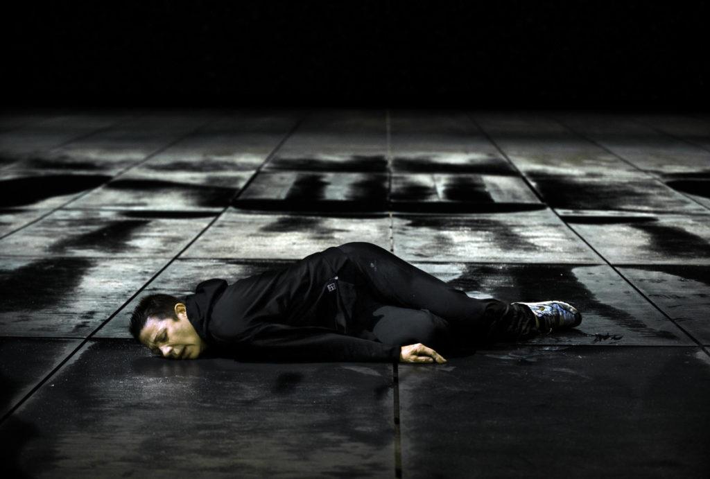 Emma Vilarsarau va fer de Medea al Teatre Lliure amb direcció de Lluís Pasqual. Foto: Ros Ribas