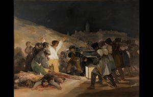 El Tres de Mayo Francisco de Goya