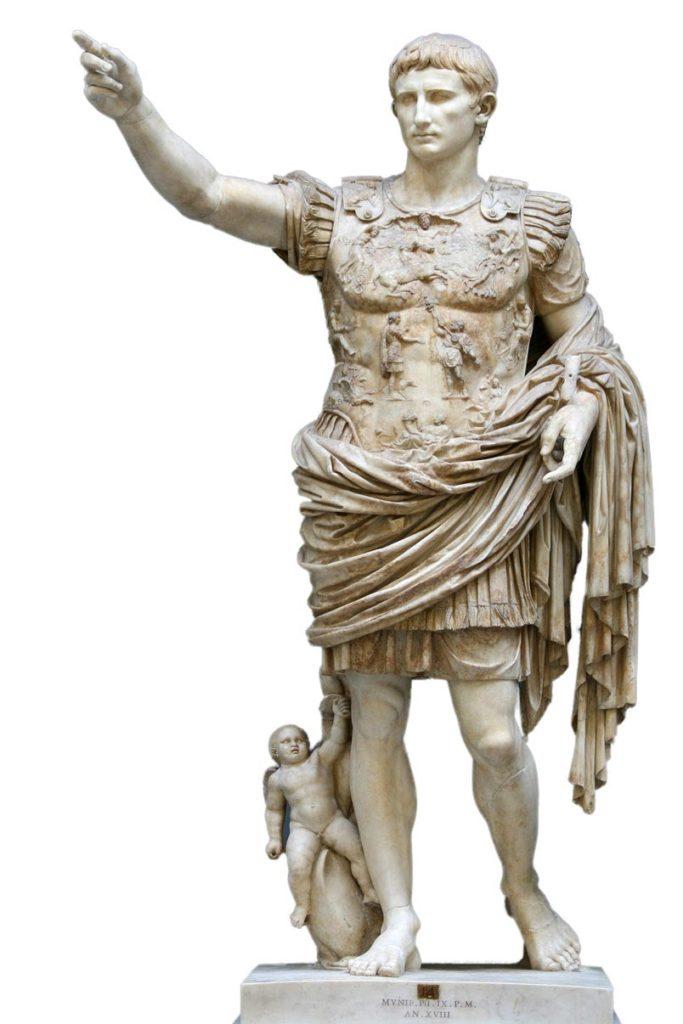 August de Prima Porta - Art i poder a l'antiga Roma
