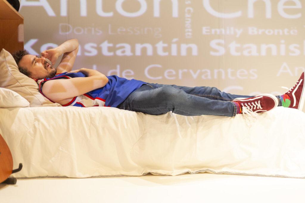 Francesc Ferrer protagonitza Ramon a la Sala Atrium