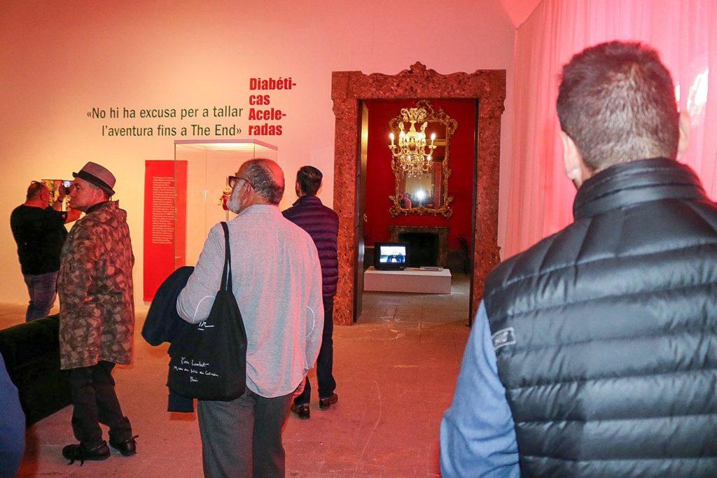 El Casal Solleric mostra una exposició sobre el desaparegut Toni Socias.