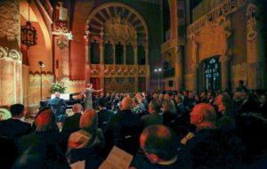 Moments del recital de Frederica von Stade i Helena Ressurreiçao,