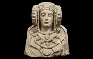 Dama d'Elx. «Museo Arqueológico Nacional»