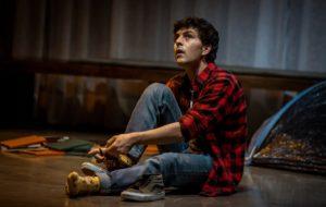 Nil Cardoner protagonitza Una història real. Foto :David Ruano
