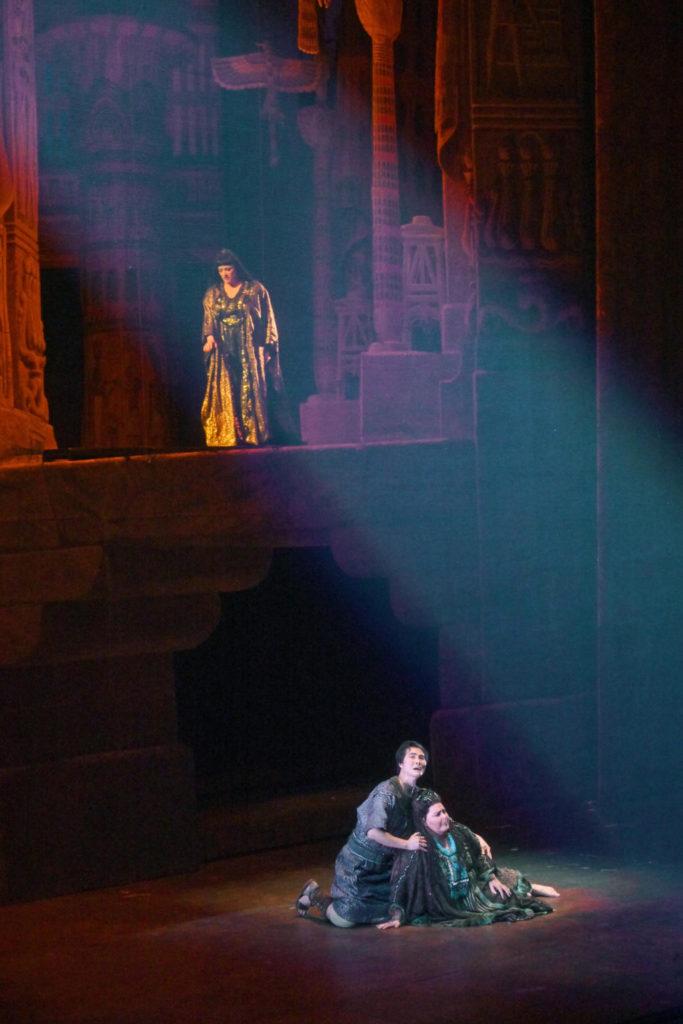 Aida, estrenada el 13 de gener de 2020 al Liceu. Foto: A. Bofill
