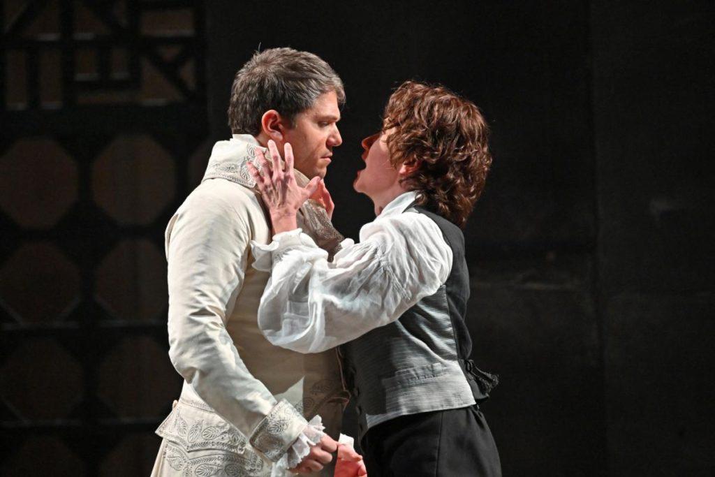 L'òpera «La clemenza di Tito«, al Liceu. Foto: A. Bofill / Liceu