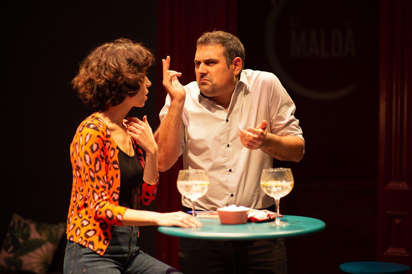 Sacarina, de La Ruta 40 és una comèdia àcida Foto Noemí Elías