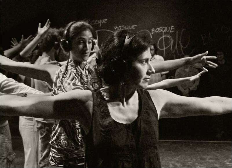 'La consagració de la primavera', de Roger Bernat. Foto: Blenda i Carlos Natan López Nazario