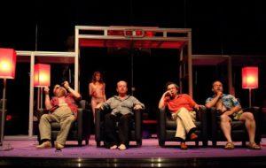 Calixto Bieito va estrenar 'Plataforma' el 2007 al Romea. Foto: Focus
