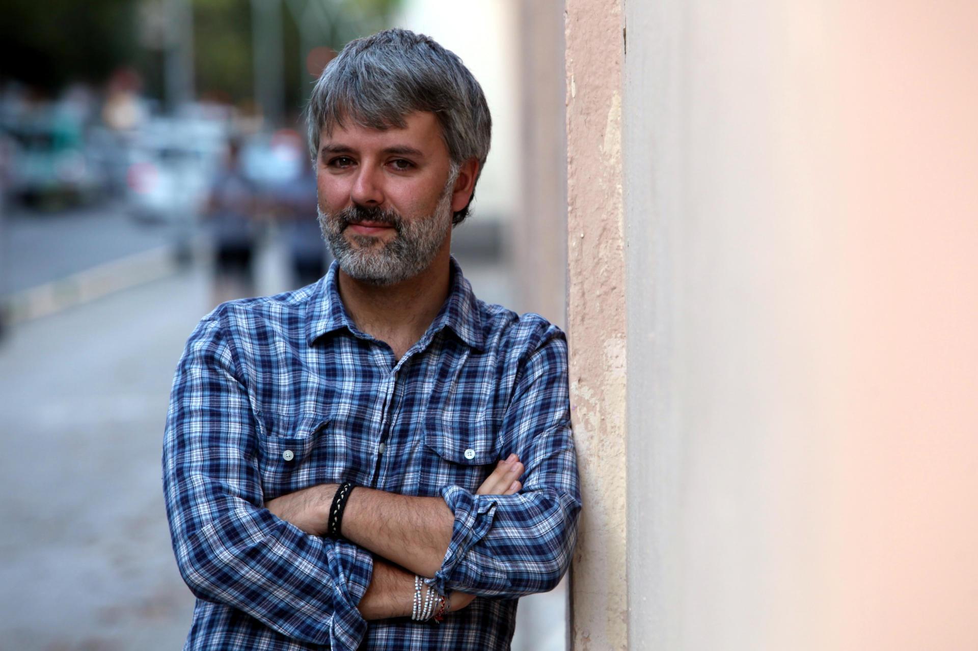 Pere Francesc Rom. Foto: Pau Cortina