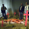 El cementiri de '2666', novel·la de Roberto Bolaño adaptada per Àlex Rigola el 2007. Foto: Ros Ribas