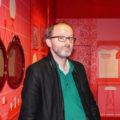 Toni Vall, comissari de l'exposició i del llibre 'Bocaccio. On passava tot'. Foto: Esteve Plantada