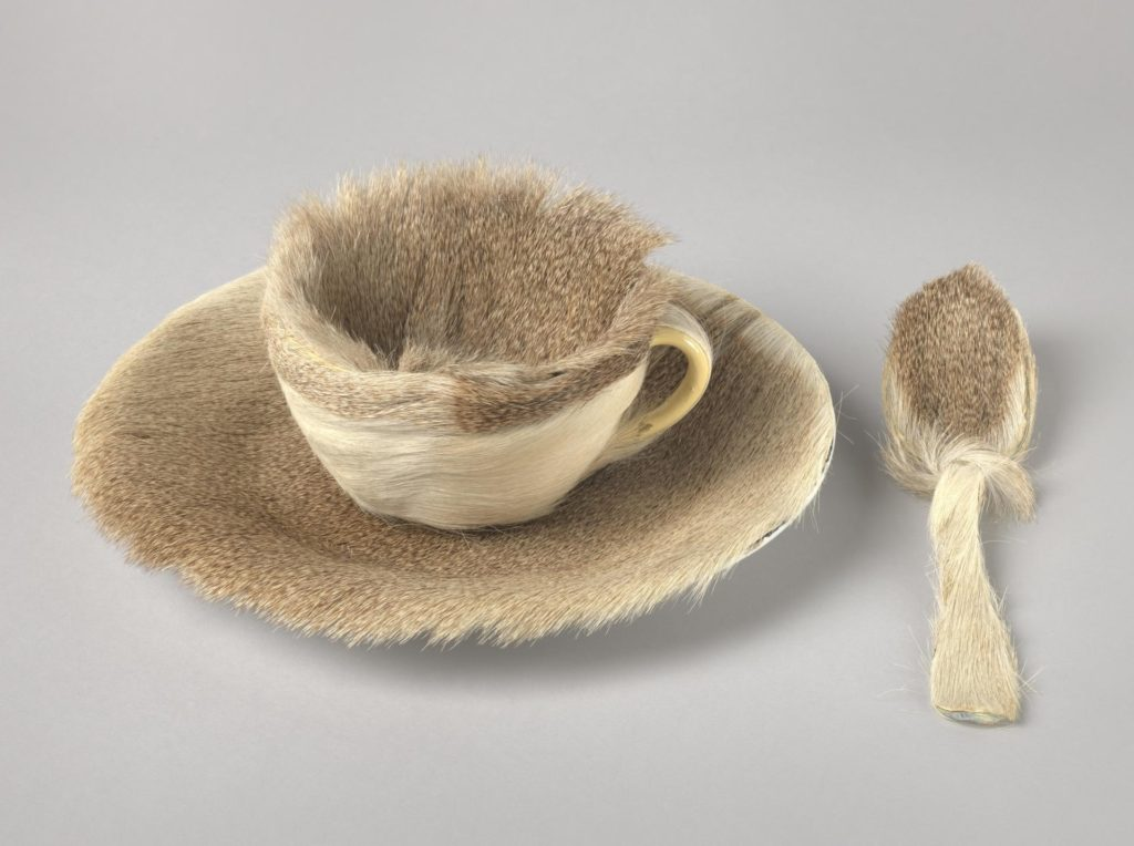 Meret_Oppenheim: Object_Paris_1936