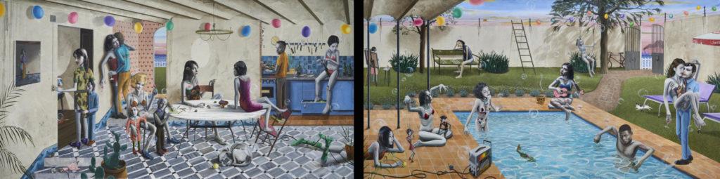 Gino Rubert: Open house, 2017.