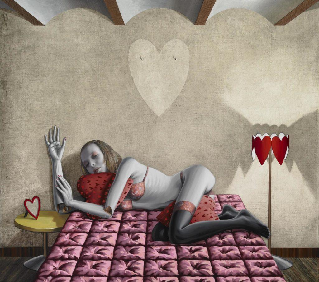 Gino Rubert: True love, 2012.