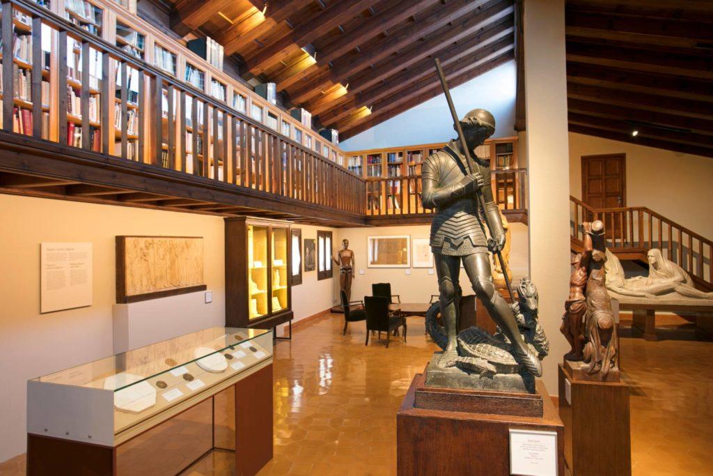 Estudi-Taller Museu Marès de Barcelona.