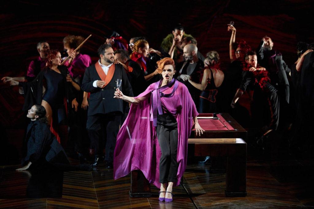 La Traviata dirigida per Paco Zarzoso per al festival de Peralada