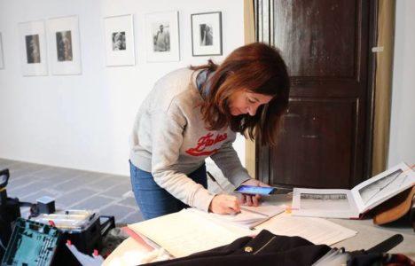 Pilar Rubí: No és que les dones no poguessin fer art, és que només podien dedicar-se a la llar i la família