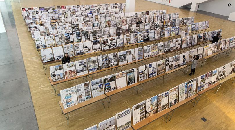 Només 35 projectes finalistes optaran als premis. Imatge: Xavi Padrós.