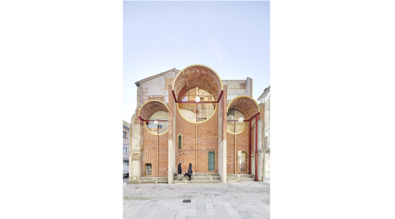 Project d'Un Parell d'Arquitectes. Imatge: José Hevia.