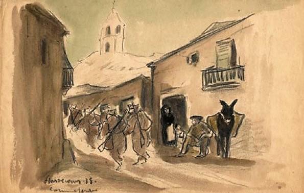Joan Commeleran: Llardecans, 1938
