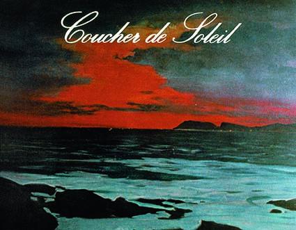 """Joan Rabascall, """"Coucher le soleil"""",1985, obra de la sèrie """"Lliçons de pintura""""."""