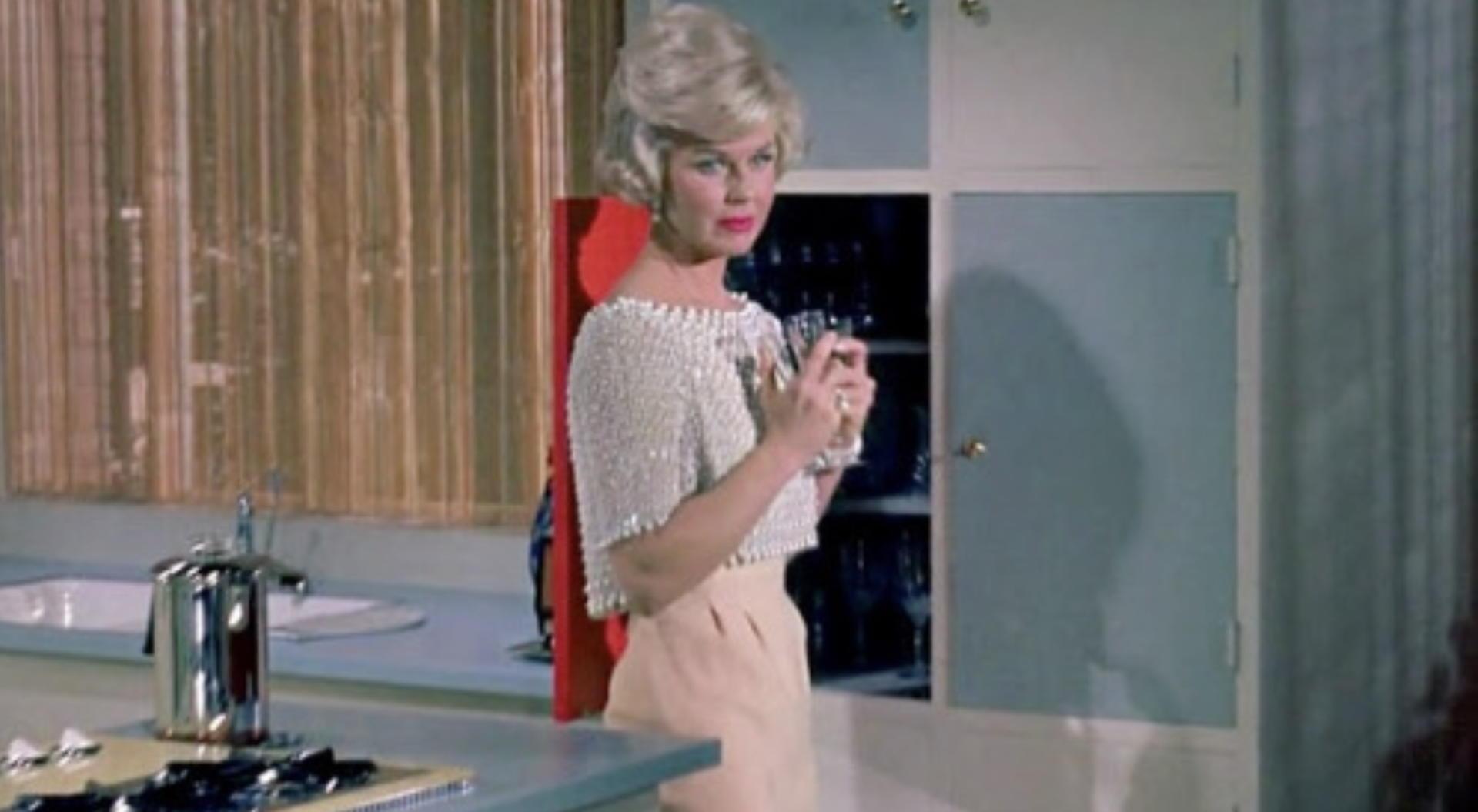 La cuina de Doris Day, 1966.