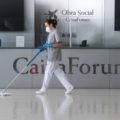 """Els vuit centres culturals de la Fundació """"la Caixa"""" tornen a acollir el públic des de dilluns 1 de juny, seguint tots els protocols que garanteixen la seguretat sanitària."""