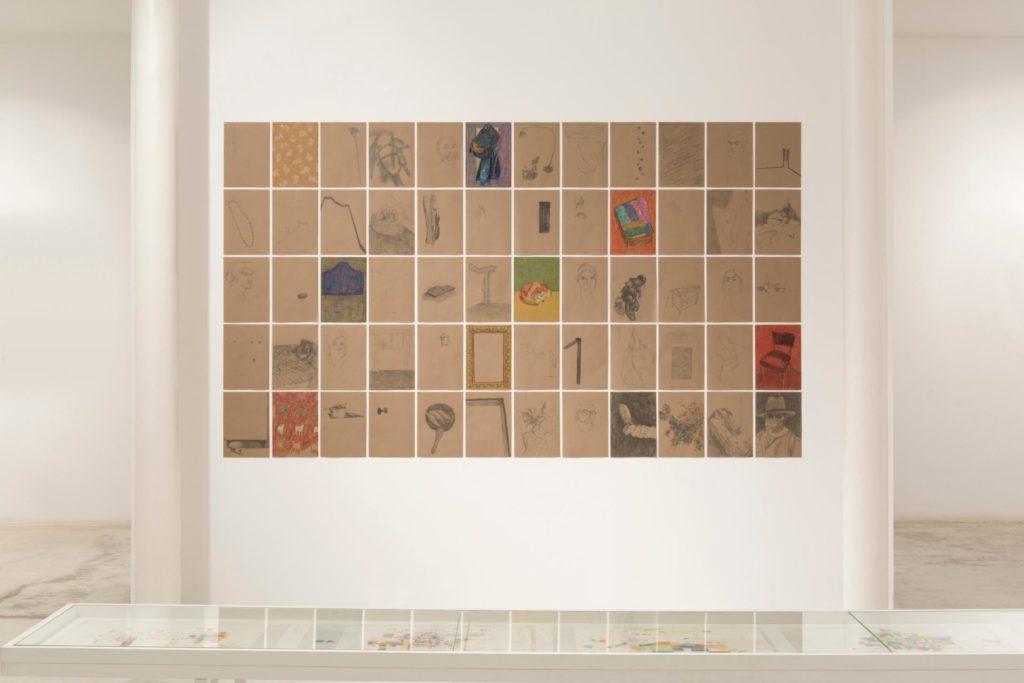 Pablo del Pozo: Incisión, 2020. Cort. Galeria Joan Prats, Barcelona.