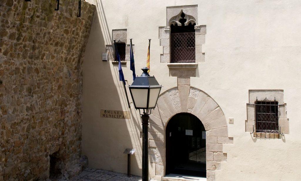Museu Municipal de Tossa de Mar. Ajuntament de Tossa de Mar.
