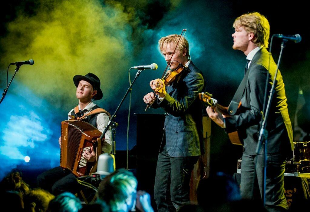 El trio Dreamers' Circus acostarà la seva proposta enregistrada que comprèn des del folk nòrdic fins la música clàssica, el jazz i mantenint les seves arrels escandinaves. © Kristoffer JuelPouslen.