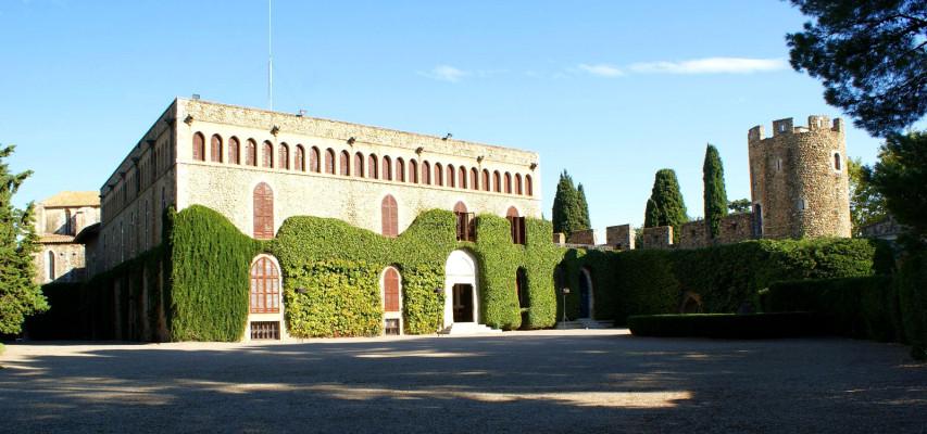 Recinte de les Muralles del Carme, que collirà alguns dels espectacles del festival. ©Festival Castell de Peralada
