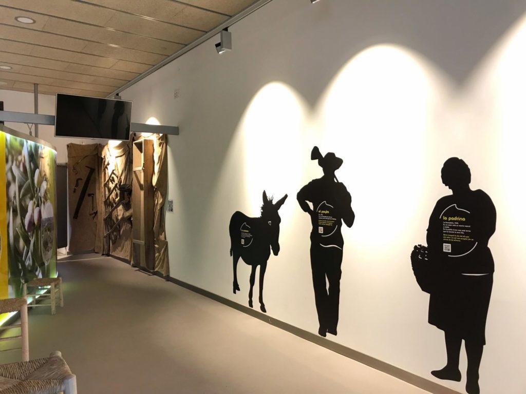 Museu de l'Oli de Catalunya de la Granadella. Font: Àlex Rebollo