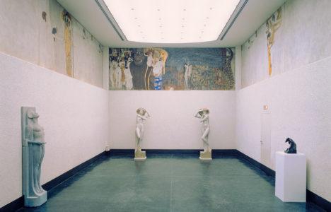 «El Fris de Beethoven» de Gustav Klimt