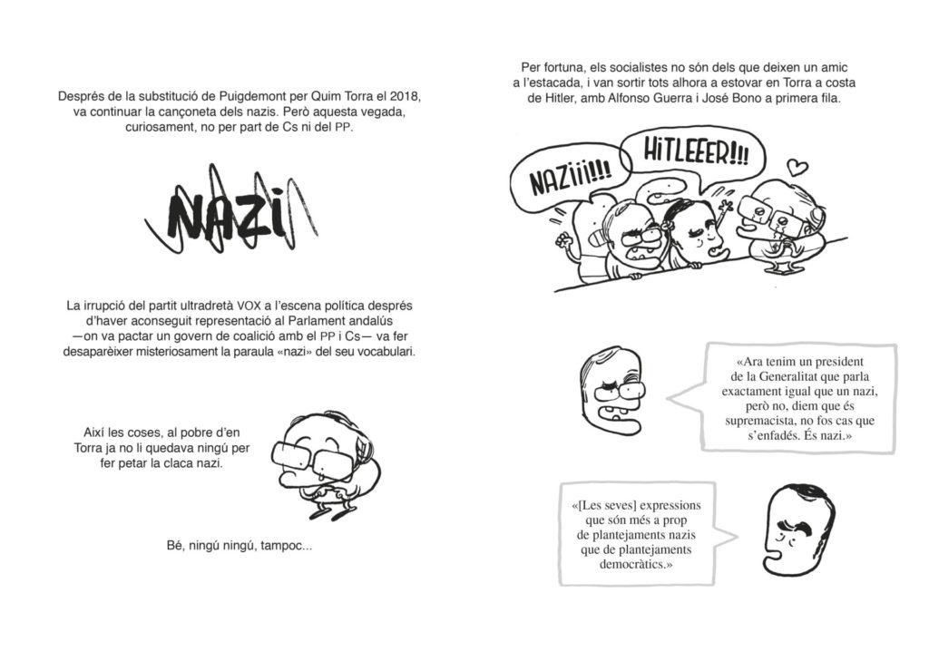 'Tots són nazis', d'Aleix Saló (Reservoir Books)