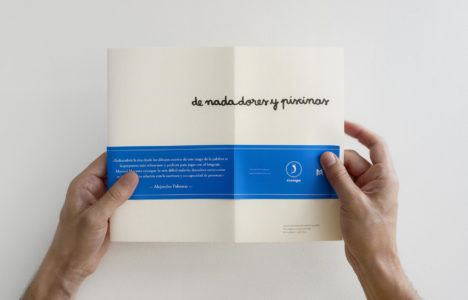 Dibuixar frases amb Manuel Moranta