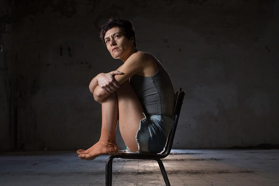 Anna Alarcón és la protagonista d''Una galaxia de luciérnagas'