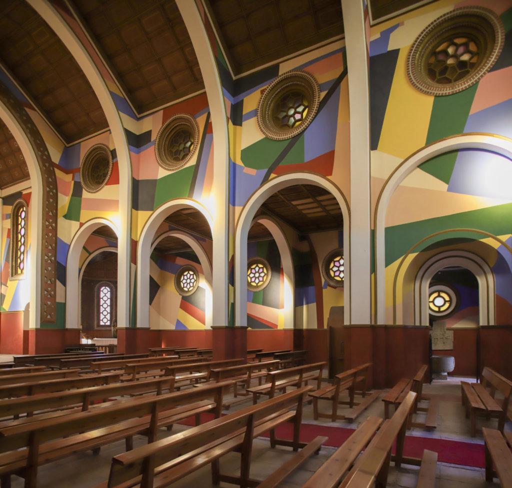 Església de Penelles. Foto: Anna Benet