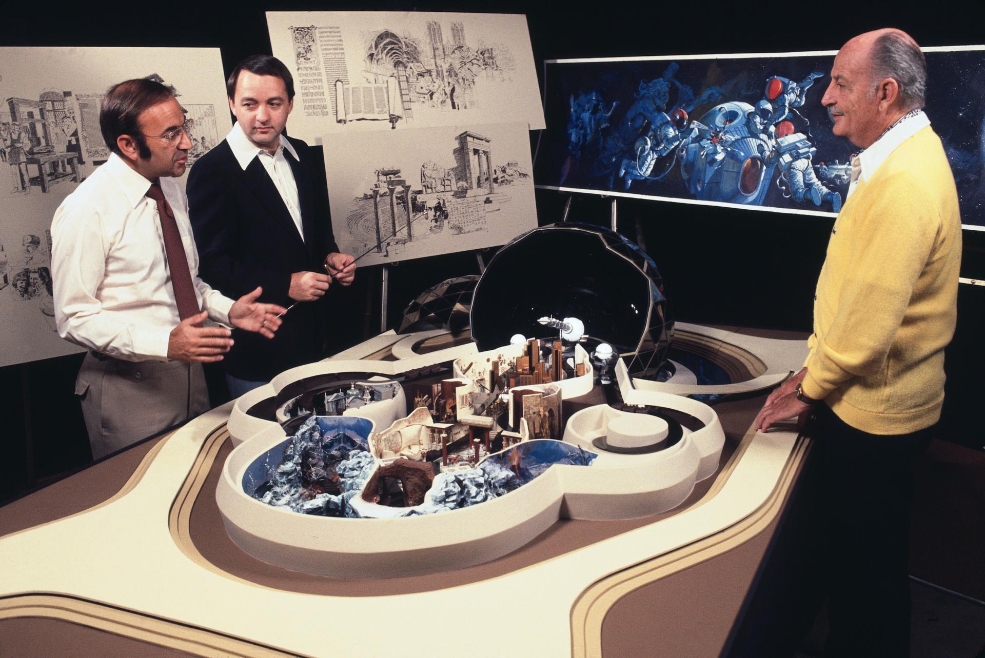 """""""Imagineering"""" és la unió d'enginyers i relators per als parcs d'atraccions de Disney"""