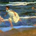 Nens Corrents per la platja