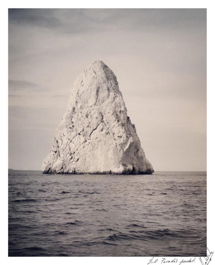 "Mayte Vieta, ""El paradís perdut"", fotografia Illes Medes, 2020"